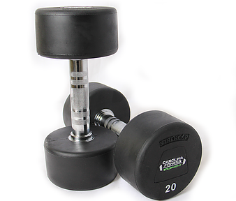 STRENCOR PRO STYLE DUMBBELLS