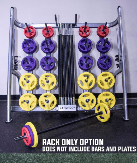 Cardio Pump Rack - 20 Set Capacity - Rack Only