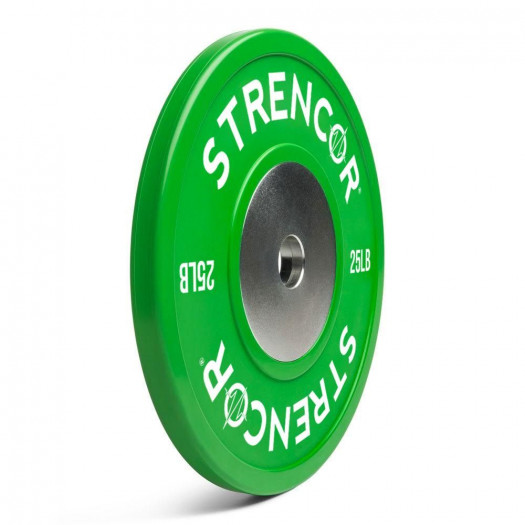 Strencor Color Competition Bumper Plates (pair)