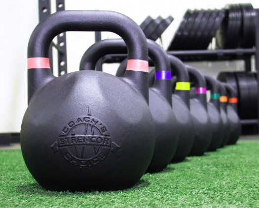 STRENCOR COACH'S CHOICE COMPETITION KETTLEBELL
