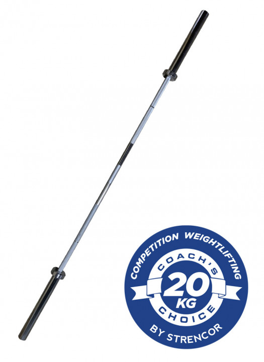 Strencor Coach's Choice Competition Weightlifting Bar - 20kg