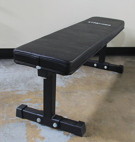 Strencor Flat Bench (Bolt-Together)